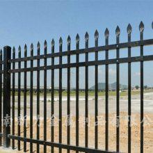 厂家定做 锌钢护栏 市政园林钢材隔离栅栏 小区别墅围栏防护结实耐用 河南新力