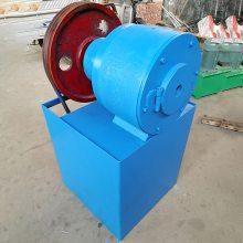 百一河北缩管机厂家生产圆管缩头机 吹氧管专用打头机1.5kw国标电机
