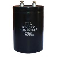 低阻电解电容器-螺栓铝电解电容器-铝电解电容器-电解电容器-深圳日田电容器