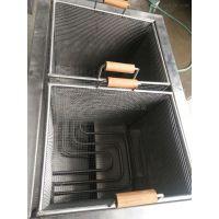 油水分离电炸锅厂家 商用大容量油条机电炸炉佳美支持定制