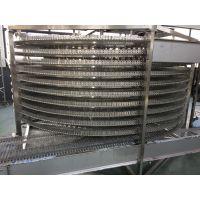 高效节能螺旋式速冻机 大虾单冻机 海产品速冻生产线