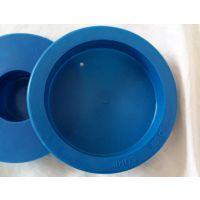 装饰管塑料管帽 辛集牌外扣管帽 DN63塑料防尘封堵