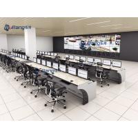 专业生产公安交通管理局控制中心控制台 监控值班台 指挥大厅接警台WuBang伍邦