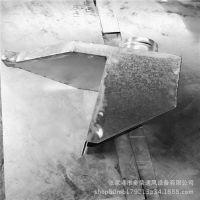 厂家直销 各类不锈钢、镀锌风管配件 尺寸可加工定制
