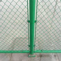 上海球场勾花网 圈地围地隔离栅 矿用菱形网