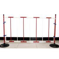 厦门供应不锈钢伸缩安全围栏规格尺寸可定制