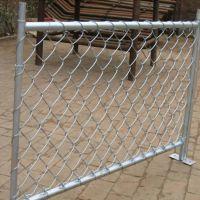 河北厂家球场护栏网围网 体育场围栏 篮球场围网 防撞栏钢丝网订制