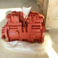 现代挖掘机川崎K3V112DT K3V140DT液压柱塞泵