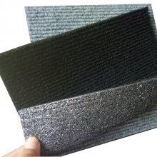厂家定制各种颜色涤纶无纺阻燃展览地毯
