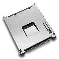 硕方 CS-402 四合一连接器卡座 SD卡 MMC卡 XD卡 MS卡
