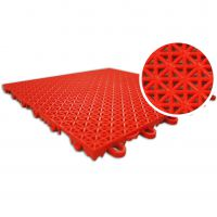 保定卉馨悬浮地板材拼接地板料环保安装简单使用寿命长颜色多样可自排水和散热
