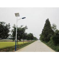 乾闻源6米灯杆新农村高亮度太阳能led路灯厂家