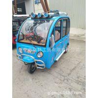学生接送成人电动三轮车 诚招各地经销商尺寸为颜色为蓝色 规格是1.14*2.4