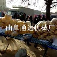 通达供应 面包车玉米膨化机 大米膨化机