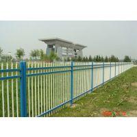 洛阳锌钢道路隔离栏,洛阳喷塑草坪栅栏,组装围栏栅栏,Q235烤漆围墙护栏,HC
