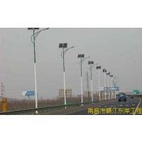 中山好恒户外照明3米太阳能LED庭院灯 太阳能led路灯30w价格