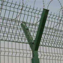 广州专业的护栏网生产 珠海路边围栏哪里有 韶关绿化栏杆网