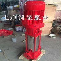 铸铁离心泵消防稳压喷淋XBD4.2/25-(I)125*2离心管道泵消泉泵业