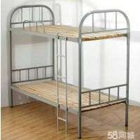 现货销售13365606995上下铺床合肥高低床双层员工床