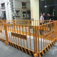 清远建筑楼盘临边围栏 河源防坠楼护栏 茂名工地基坑栏杆质量