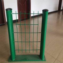 绿色养鸡围网 包塑养鸡铁网 铁丝网围栏