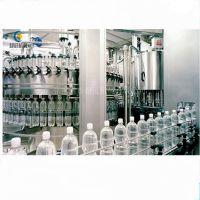 超冠专业生产纯净水灌装设备 全套三合一灌装机 矿泉水生产线