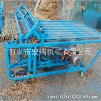 宏瑞供应优质草帘机 自动索头稻草草毡子机 环保低能的编织机