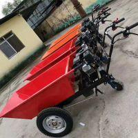 自贡农贸市场手推运输车 易途生产动力两轮车