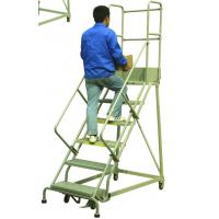 专业定制yokli优客力RLC356欧式钢制6层取货梯,用于超市,图书馆,超市取货