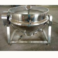 炒肉松机 电加热汤锅 搅拌夹层锅 进一可倾斜式夹层锅 炊具