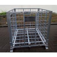 东莞帝腾定制非标重型仓储笼,免费送货到仓库车间