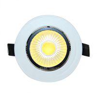 厂家热销 3W高光led 天花射灯 商业照明led天花灯 服装批发照明灯