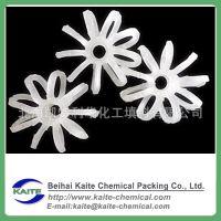 聚丙烯 PP 47mm 塑料无圈花环 无边花环 没有边的泰勒花环填料