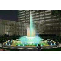 音乐喷泉工程 广喷泉水景设计施工
