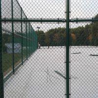 安平飞创丝网厂是做什么的 属于护栏网厂@主营足球场 篮球场围网