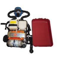 HYZ4正压式氧气呼吸器 隔绝式氧气自救器