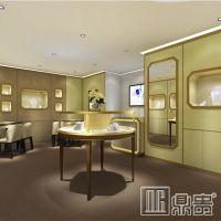 鼎贵珠宝展示柜定制 专业高端展柜设计制作厂家