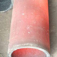 泰拓dn150背包式耐磨陶瓷弯头耐腐蚀生产厂家