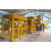 瓦房店六角护坡砖机混凝土制砖机华源小型砖机质量有保障