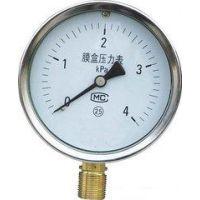 菲勒- YE-75-膜盒压力表