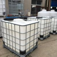 杭州1000L塑料吨桶 化工加厚方形吨桶