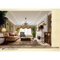客厅装修效果图设计如何加入随性的元素