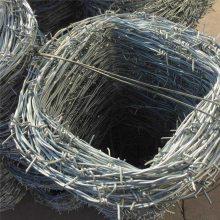 日照铁蒺藜 热镀锌钢丝网规格 镀锌刺网每米多重