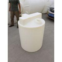 平底3吨PE加药箱 防腐蚀塑料 加药罐 计量箱