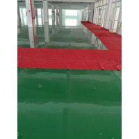 地坪漆施工流程 豫信地坪 不起灰尘可 选择多种颜色 外观亮丽