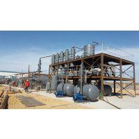 环保设备、废油精馏/轮胎油塑料油蒸馏减压设备