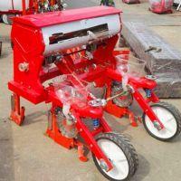普航四轮拖拉机可悬挂谷子播种机 玉米精量播种机 大葱油菜精播机价格