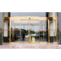 巽寮自动玻璃门安装,感应门迈道电机18027235186