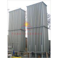 型号300Nm³/h低压汽化器、散热器、空温式汽化器、星型管散热器、南星牌