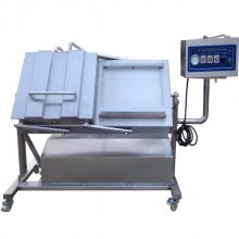 真空包装机 带汤食品可倾斜真空包装机